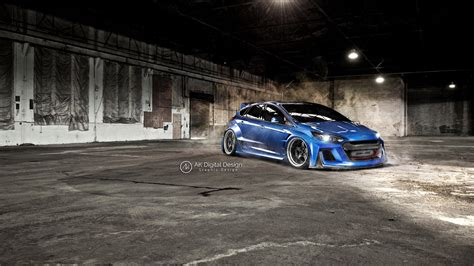modified ford focus rs 2016 ford focus rs modified tuning