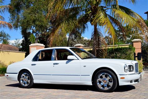 bentley arnage red label 2000 bentley arnage red label sedan 193996