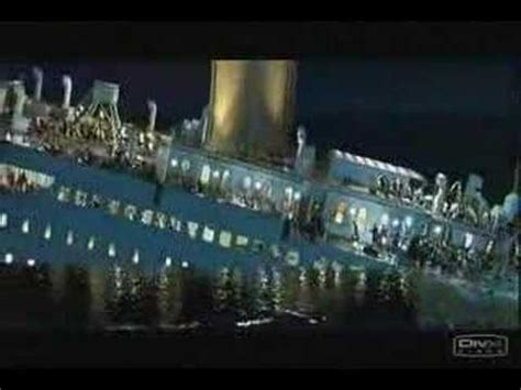 du mammouth au titanic the sinking of the titanic youtube