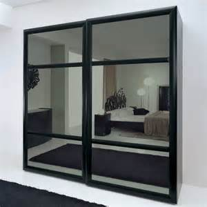 Bedroom Closet With Mirror Bedroom Great Home Furniture Design With Mirrored Sliding