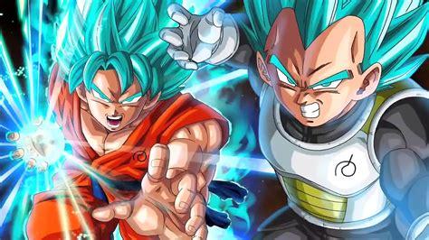 imagenes goku y vegeta dragon ball fighterz confirmados cuatro nuevos personajes