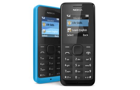 Nokia Senter Murah harga dan spesifikasi nokia 105 hp nokia harga murah