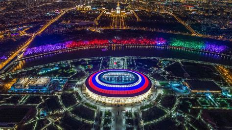 world cup venues from moscow to yekaterinburg the 2018 world cup venues