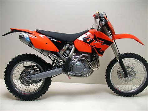 2006 Ktm 250 Exc 2006 Ktm 250 Exc Pics Specs And Information
