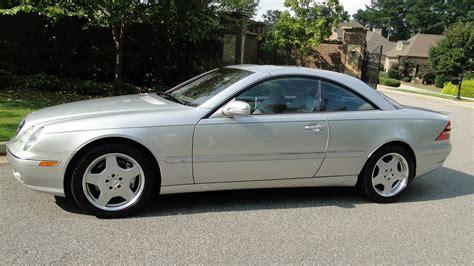 mercedes cl600 coupe 2001 mercedes cl600 coupe f55 dallas 2013
