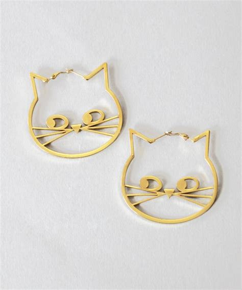 Robot Pin From Lazy Oaf by Lazy Oaf Hoop Earrings Earring Cuff Earring
