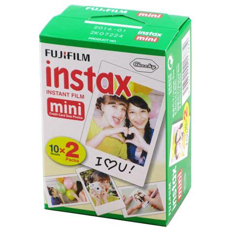 Fujifilm Instax Paper Single Wide new 20pcs box fujifilm instax mini 8 20 sheets for instant mini 7s 25 50s 90 photo