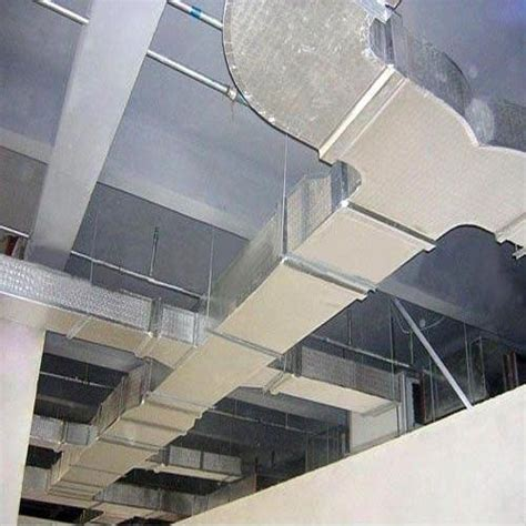 AC Ducting, For Office Use, Rs 700 /square feet, Metro