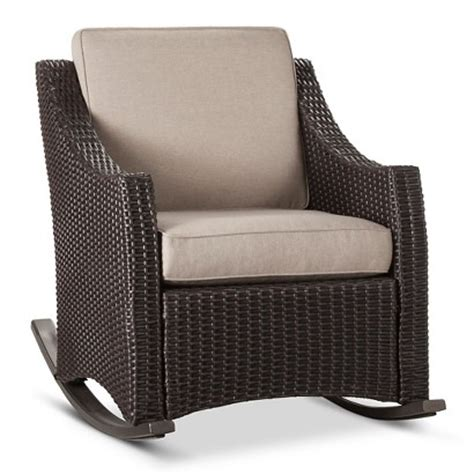 threshold wicker patio furniture threshold belvedere wicker patio furniture coll target