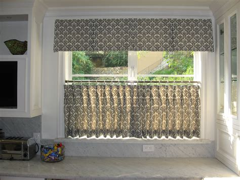 Kitchen Cafe Curtains Ideas Cafe Curtains Kitchen After Kitchen Window With Cafe