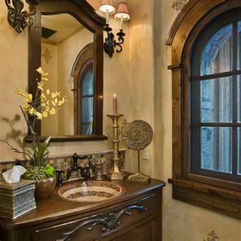 tuscan bathroom decorating ideas 1000 ideas about mediterranean bathroom on pinterest