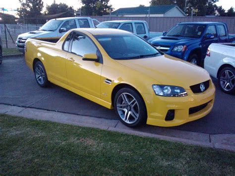 holden america holden commodore ute may come to america due to changing