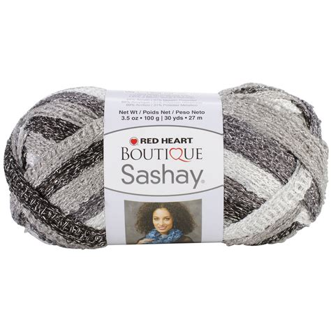 knitting boutique boutique sashay metallic yarn diamonds home