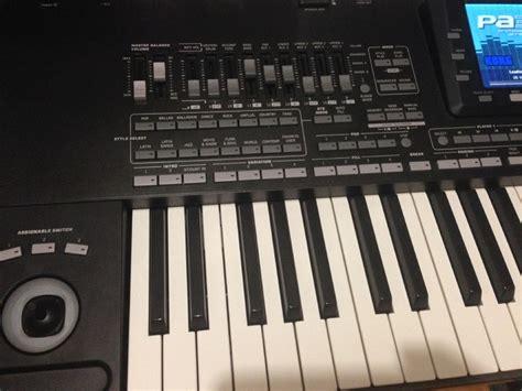 Keyboard Korg Pa Series korg pa3x 61 image 1019790 audiofanzine