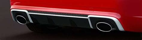 Audi Rs3 Diffuser by Oem Audi Rs3 8v Rear Diffusor