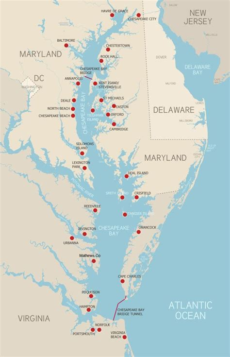 map maryland eastern shore towns chesapeake bay map with town locations the eastern shore