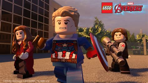 Kaset Ps 4 Lego Marvel Avangers two lego marvel s dlc packs to be free for playstation users vg247
