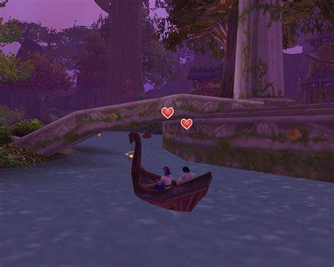 darnassus love boat wowwiki fandom powered by wikia - Love Boat Wow