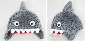 Free Crochet Pattern For Shark Slippers » Home Design 2017