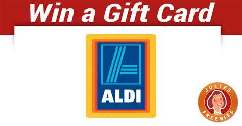 Aldi Gift Card - win a 50 aldi gift card julie s freebies