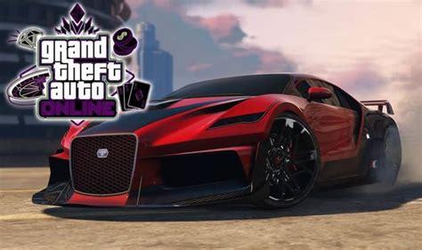 gta   casino update  grand theft auto dlc bonus rockstar   told