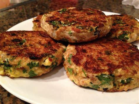 healthy tuna cakes tuna patties recipe dishmaps