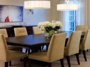 unique dining room table decor with interesting ideas