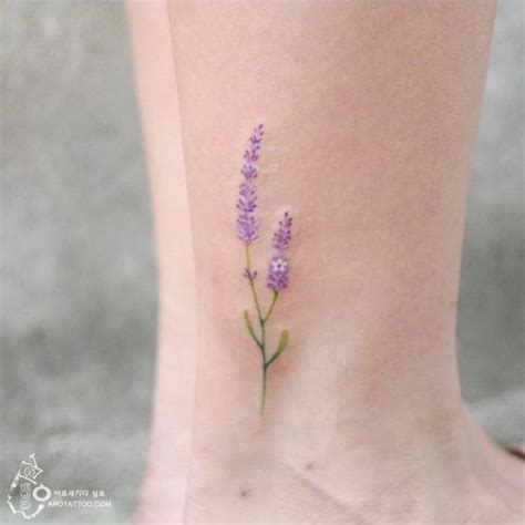 envision tattoo 1000 ideas about lavender on lilac