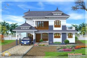 New Home Design And Style by 4 Bedroom 2235 Sq Ft Kerala Style House Home Appliance