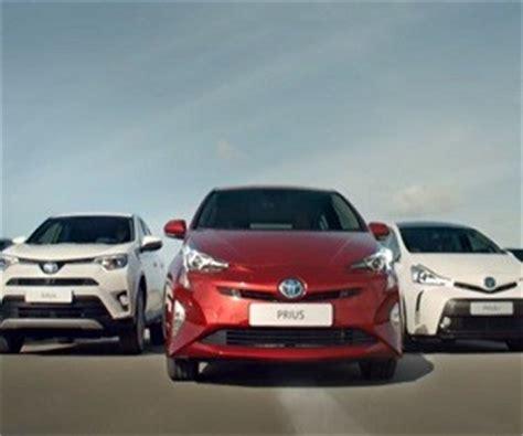 Toyota Hybrid Advert Toyota Hybrid Range Advert Song 2016