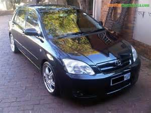 Used Toyota Sports Cars For Sale 2005 Toyota Runx 1 6i Sport Used Car For Sale In South