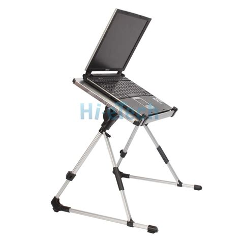 Portable Standing Laptop Desk Adjustable Vented Laptop Table Laptop Computer Desk Portable Bed Tray Stand Ebay