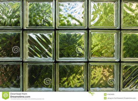 pattern glass wall clear glass block pattern royalty free stock photo
