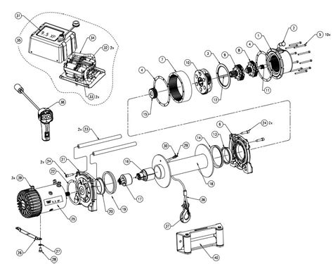 quadboss winch solenoid wiring diagram wiring diagram
