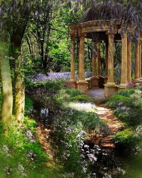Enchanted Garden Pixdaus Garden Gazebo Pixdaus