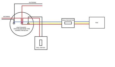wiring diagram for extractor fan efcaviation