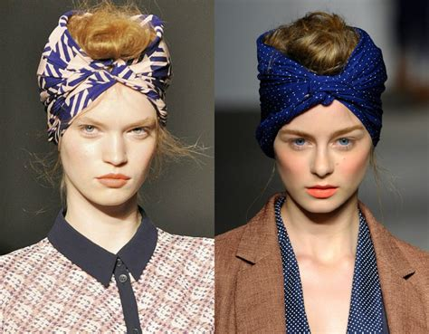 fall 2016 hairstyles scarves hairstyles haircuts