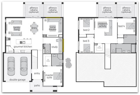 split level house plans freeman split level home plan 013d