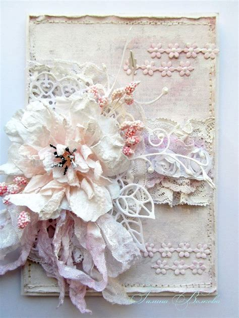 Handmade Shabby Chic - 25 best ideas about shabby chic cards on