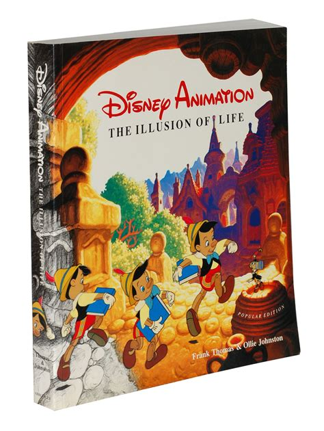 the illusion of disney animation books for animation visual effects students ace lab