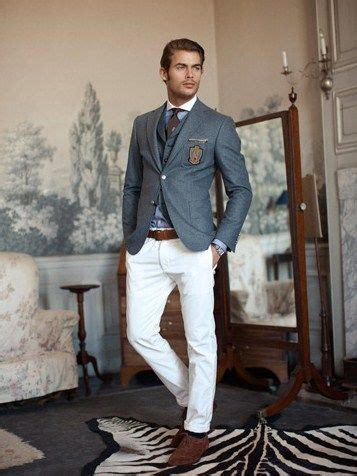 mens preppy style mens style mens fashion white pants swagger