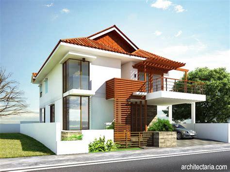 warna cat eksterior   menambah daya tarik rumah