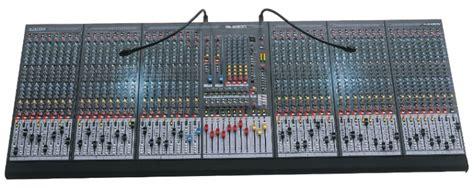 Mixer Allen Heath Gl2800 32 Channel allen heath gl2800 832 8 buss 32 input channel live console
