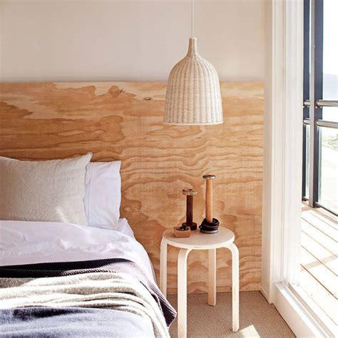 Bed Multiplex hoofdeinde bed zelf maken i my interior