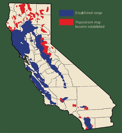 california deer kill map infographic range of turkeys in california mercury