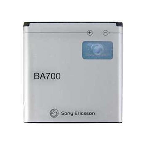 Baterai Original Sony Ericsson Ba700 bateria original sony ericsson ba700 mk16i lt16i st18i