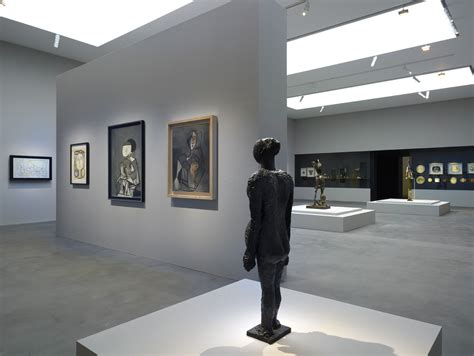 gallery designs gagosian gallery exhibition design selldorf architects