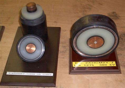 high voltage cable laying high voltage cable