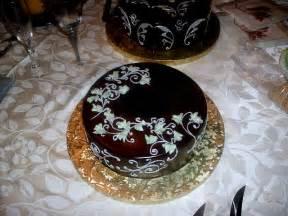 kuchen verzieren schokolade cake decorating with chocolate trendy mods