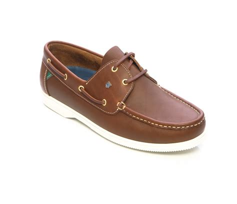 dubarry admiral leather deck shoe s s